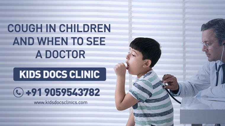 Types, symptoms and remedies for cough in children. Kids Docs Clinic offers tele consultation and online appointments for childcare.